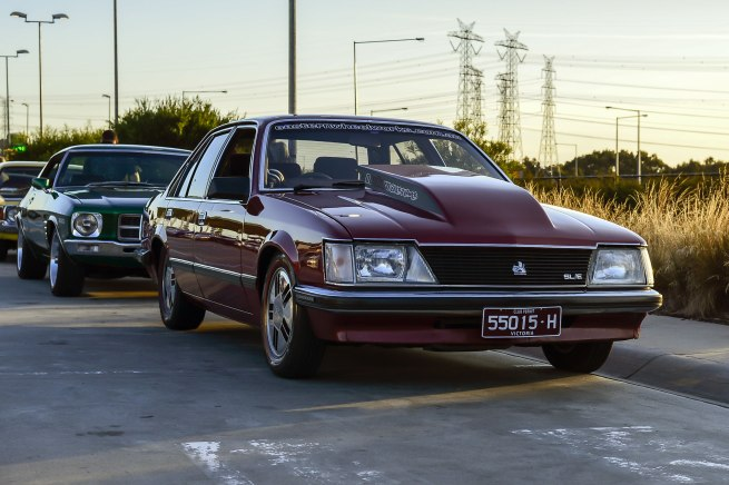 Andrew Follows. 'VH Holden Commodore SL/E 1983' 2016
