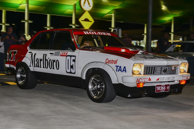 Andrew Follows. 'HDT Holden LH Torana L34 1978' 2016