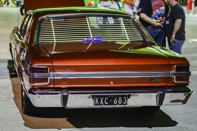 Andrew Follows. 'Ford XY Fairmont 1969' 2016
