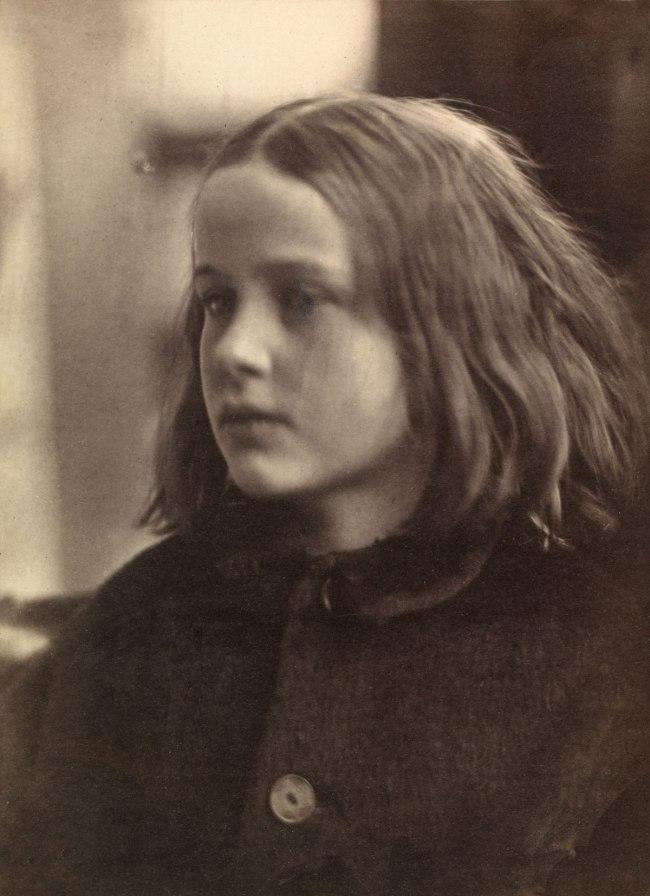 Julia Margaret Cameron. 'Annie' January 1864