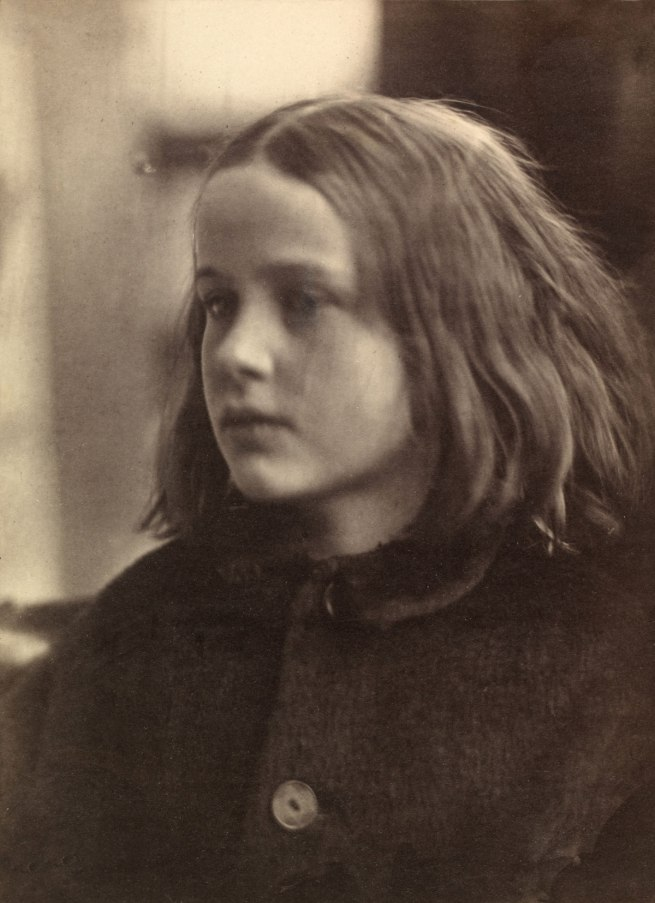 Julia Margaret Cameron. 'Annie' January 1864