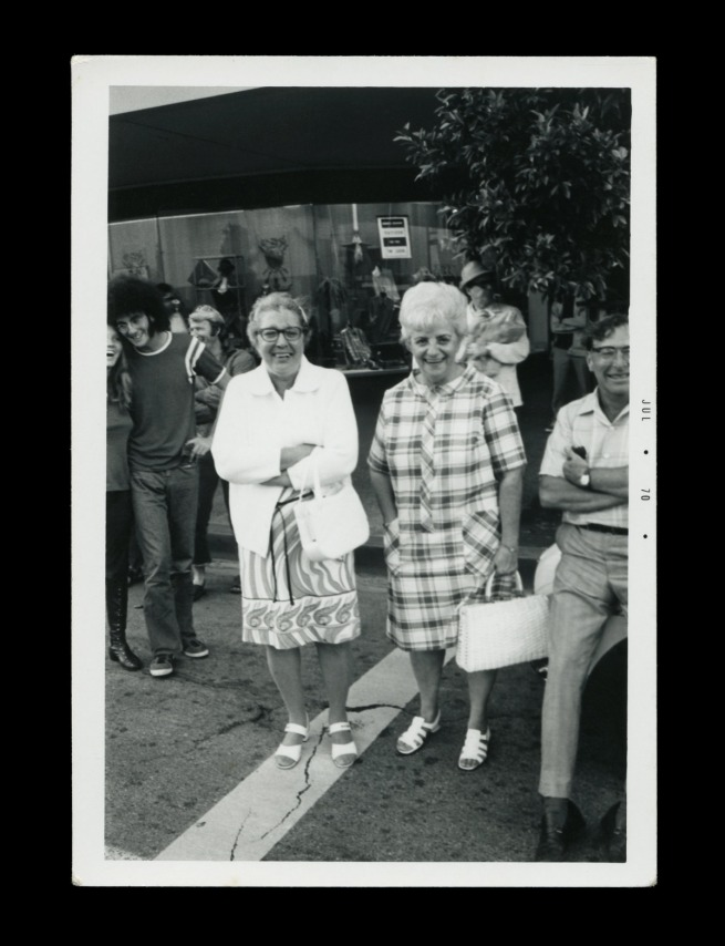 Mother Boats C.P. (Brian Traynor). 'Gay Parade' June 1970