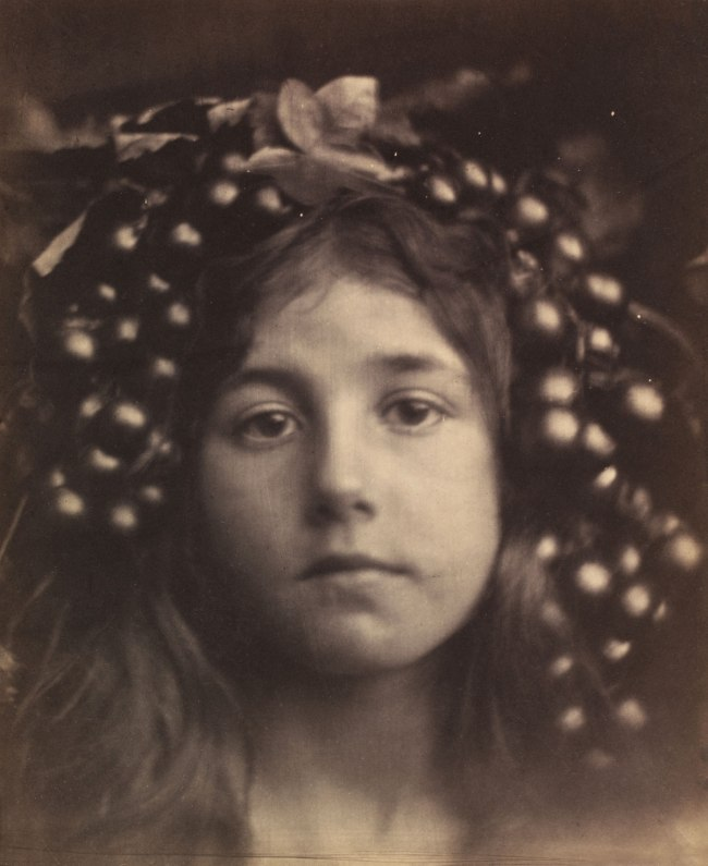Julia Margaret Cameron. 'Circe' 1865