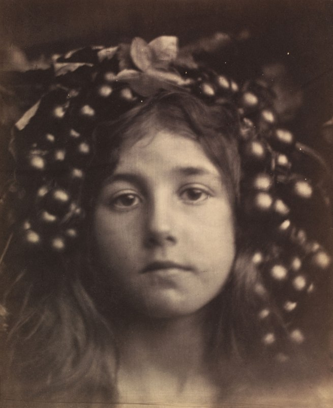 Julia Margaret Cameron. 'Circe' 1865