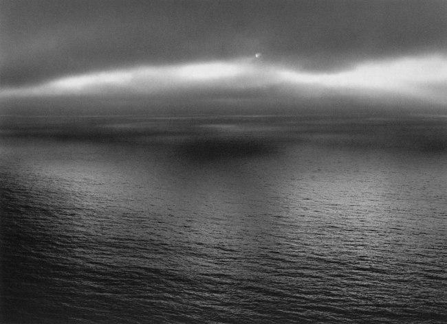 Minor White (American, 1908–1976) 'Devil's Slide, San Mateo County, California' 1947