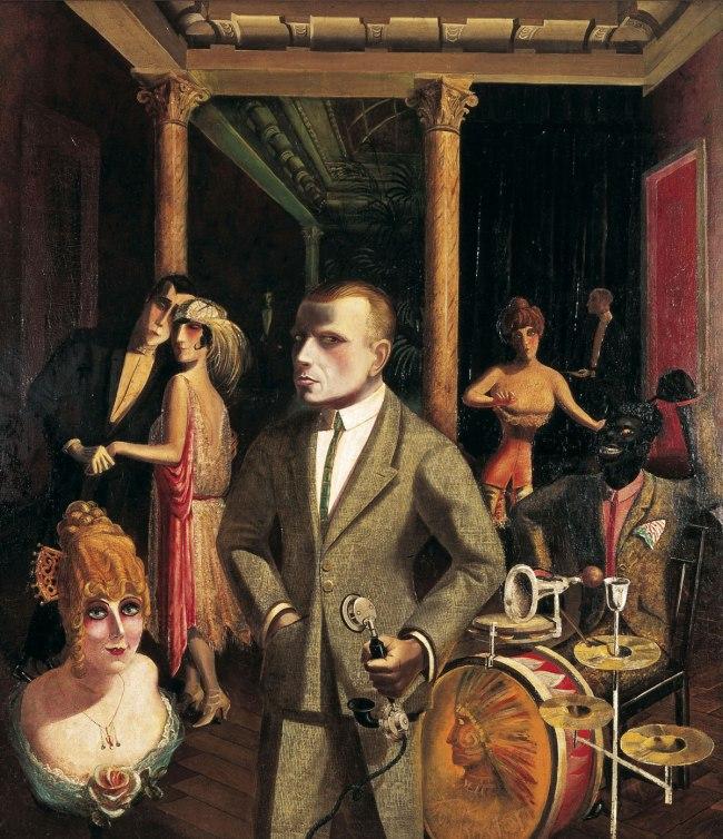 Otto Dix To Beauty (An die Schönheit), 1922