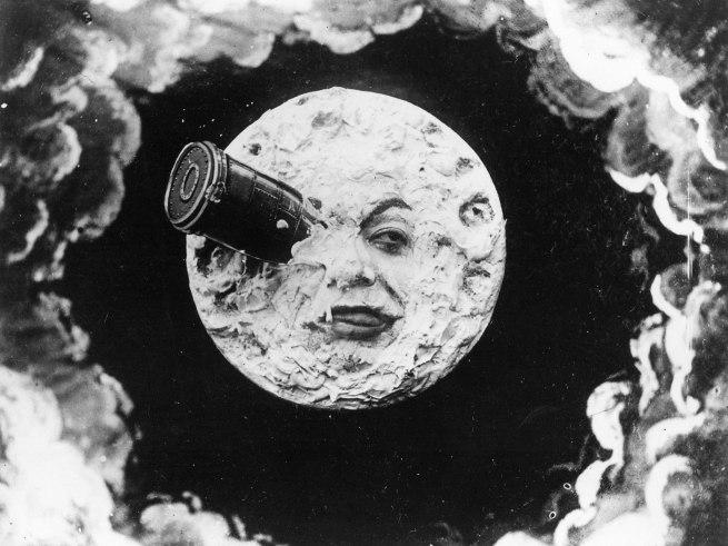 George Méliès (1861-1938) (Regie) 'Voyage to the Moon' 1902