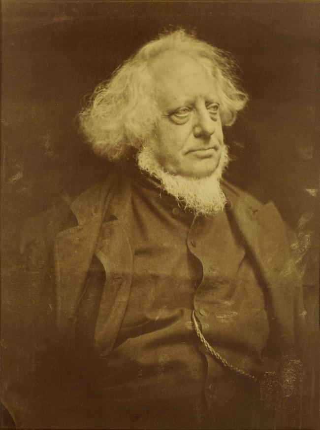 Julia Margaret Cameron. 'Henry Cole' c. 1868