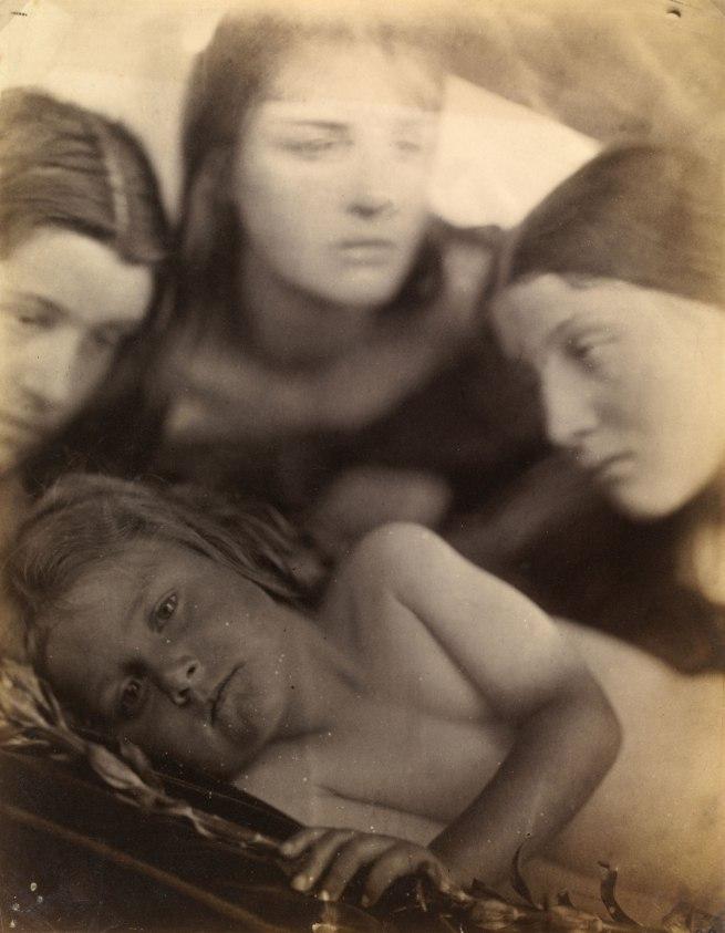 Julia Margaret Cameron. 'Hosanna' 1865