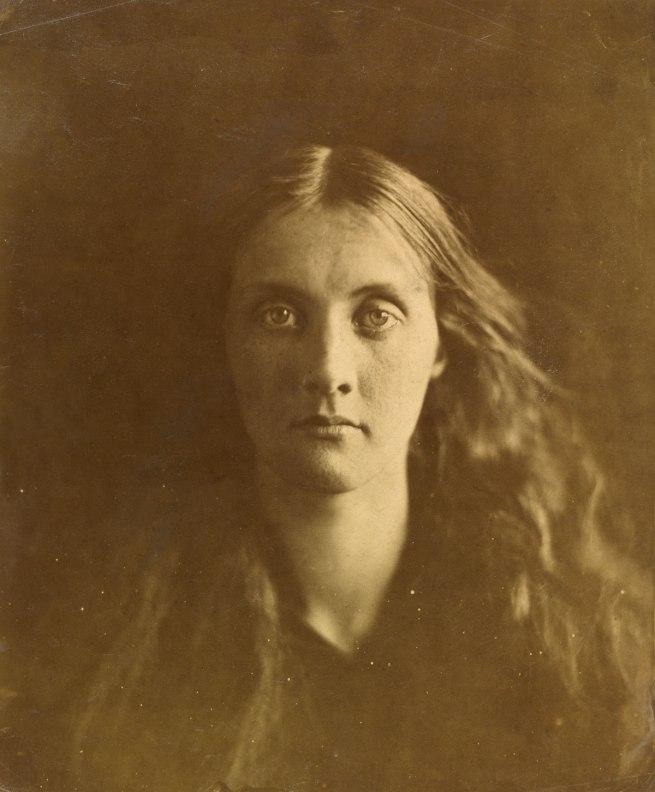 Julia Margaret Cameron. 'Julia Jackson' 1867