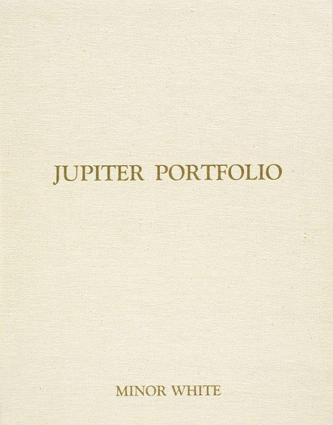 Minor White (American, 1908–1976) 'Jupiter Portfolio' 1975 Portfolio of 12 gelatin silver prints