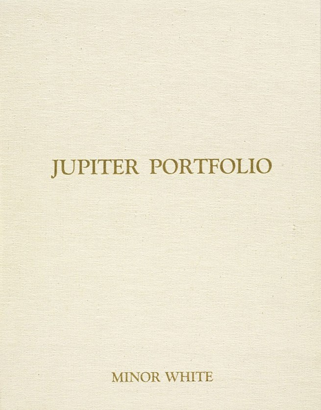 Minor White (American, 1908–1976) 'Jupiter Portfolio' 1975 Portfolio of 12 gelatin silver prints