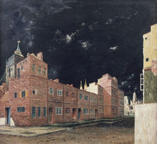 Franz Radziwill The Street (Die StrasseI), 1928