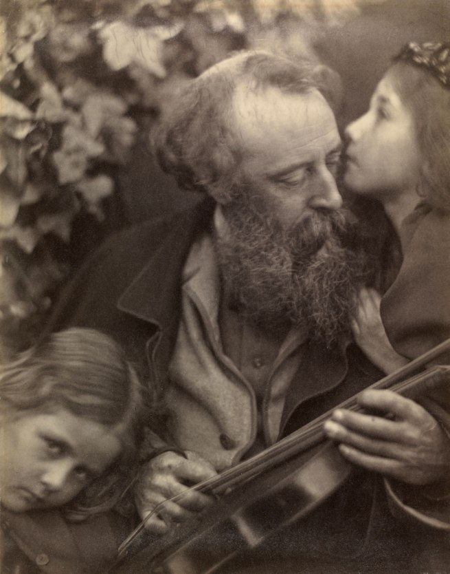 Julia Margaret Cameron. 'Whisper of the Muse' 1865