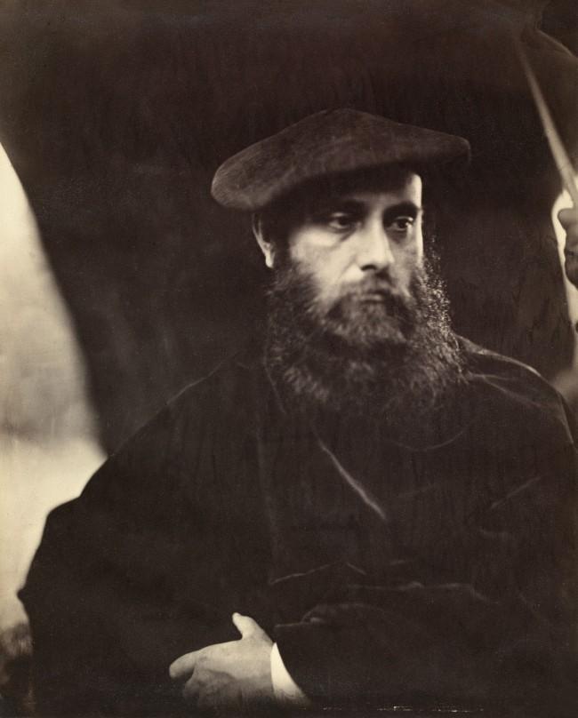 Julia Margaret Cameron. 'William Michael Rossetti' 1865