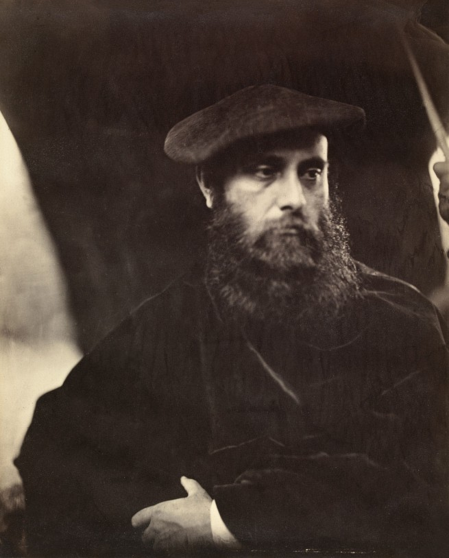 Julia Margaret Cameron. 'William Michael Rossetti' 1865
