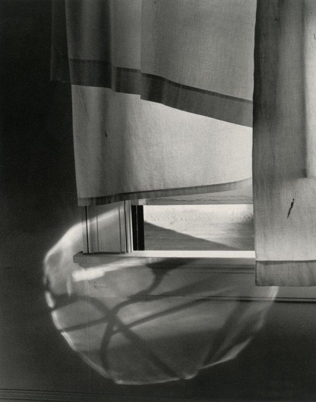 Minor White (American, 1908–1976) 'Windowsill Daydreaming, Rochester, New York' 1958
