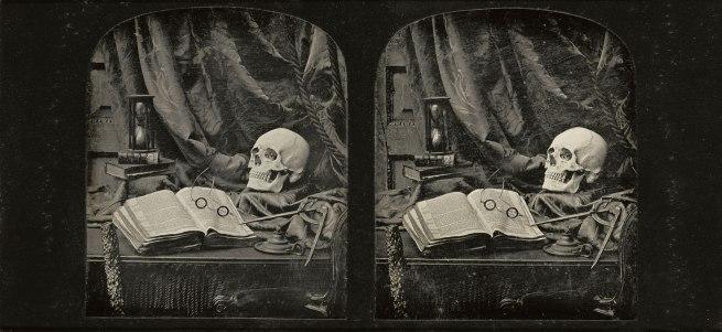 Thomas Richard Williams (English, 1825-1871) 'The Sands of Time' 1850-1852