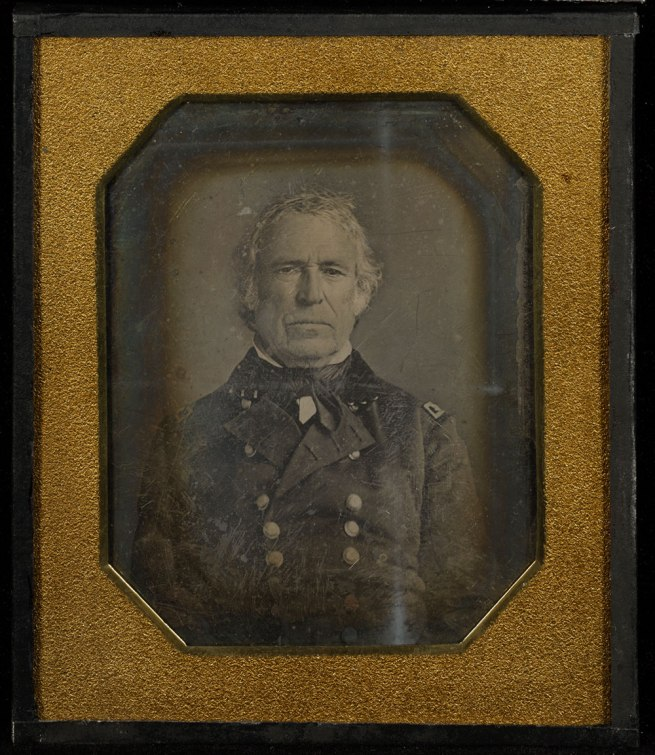 James Maguire (American, 1816-1851) '[Portrait of Zachary Taylor]' 1847
