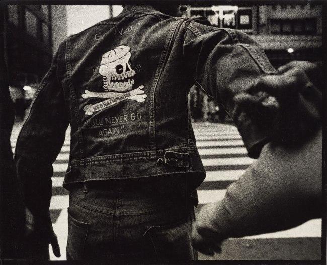 Ishiuchi Miyako. 'Yokosuka Story #73' 1976–1977