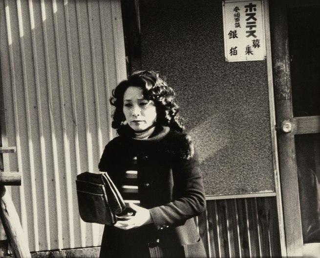 Ishiuchi Miyako. 'Yokosuka Story #121' 1976–1977