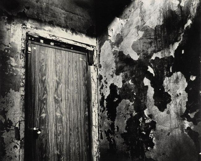 Ishiuchi Miyako. 'Apartment #55' 1977–1978