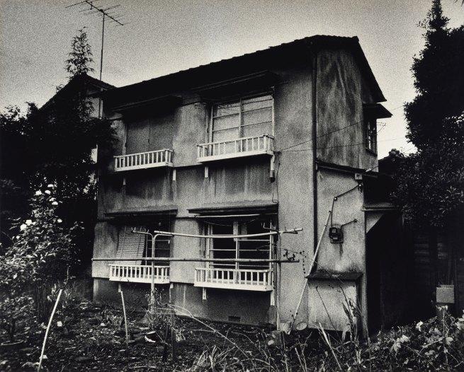 Ishiuchi Miyako. 'Apartment #1' 1977–1978
