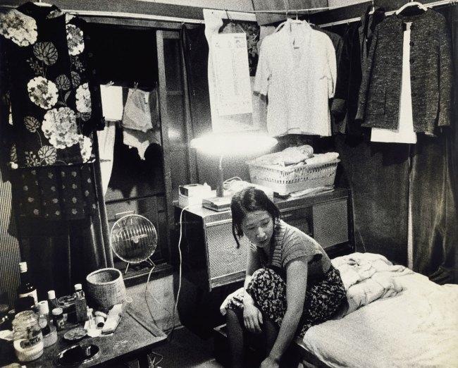 Ishiuchi Miyako. 'Apartment #19' 1977–1978