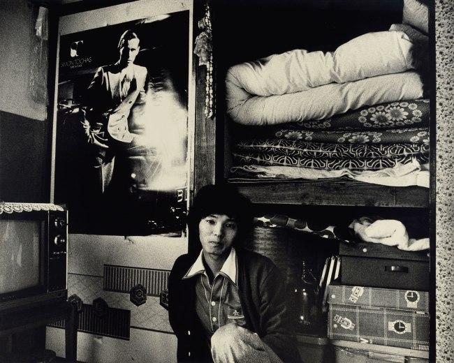 Ishiuchi Miyako. 'Apartment #10' 1977–1978
