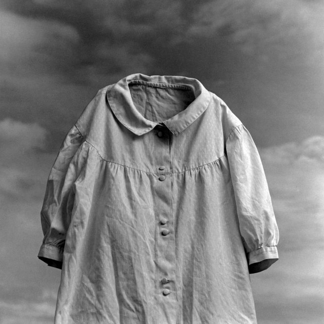 Onodera Yuki. 'Portrait of Second-hand Clothes No. 52' 1997