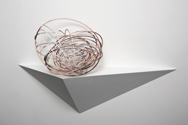 Justine KHAMARA. 'Orbital spin trick #2' 2013