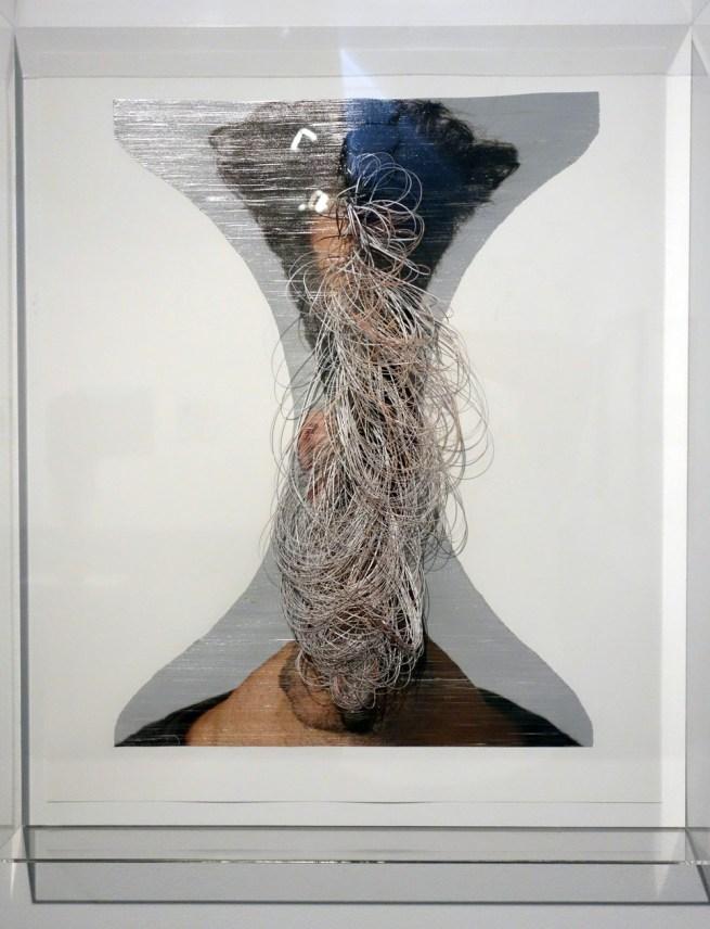 Justine KHAMARA. 'Looping #3' 2014 (detail)
