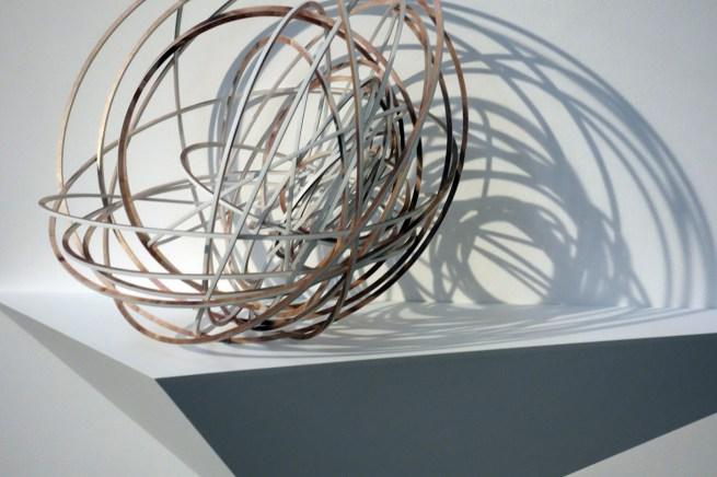 Justine KHAMARA. 'Orbital spin trick #2' 2013 (detail)