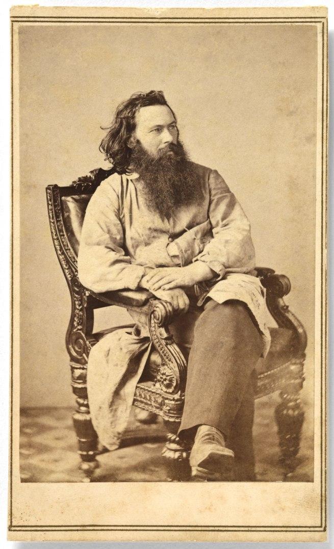 James Gardner. 'Alexander Gardner' 1863