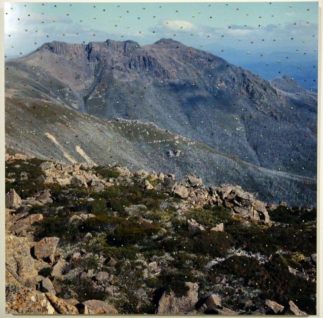 Emidio PUGLIELLI. 'Colourful mountain disruption' 2009