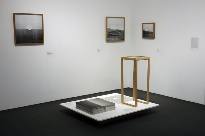 Installation view of the work of Jo SCICLUNA