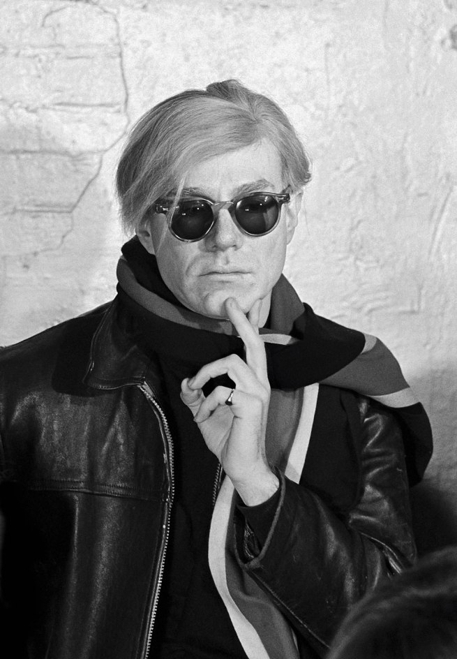 Steve Schapiro. 'Andy Warhol Factory Portrait, New York' 1963