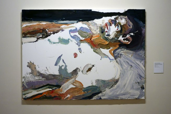 Ben Quilty. 'Captain S, after Afghanistan' 2012