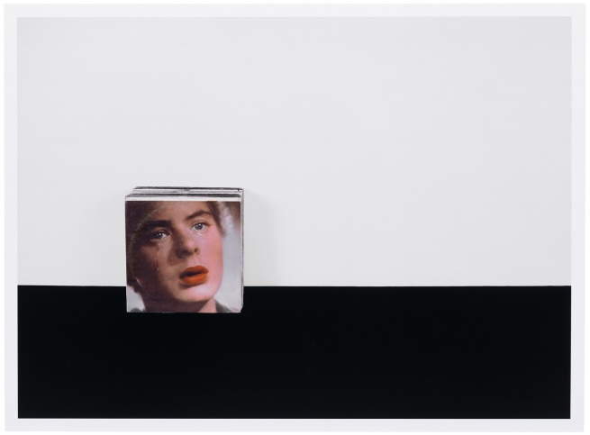 Anne Collier. 'Crying' 2005