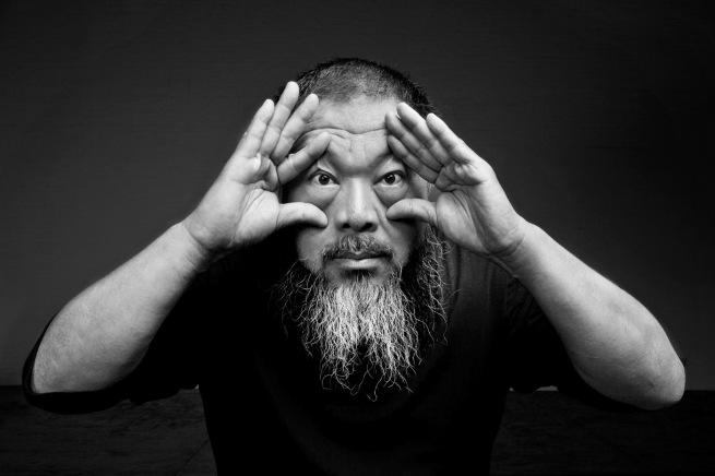 Gao Yuan. 'Ai Weiwei' 2012