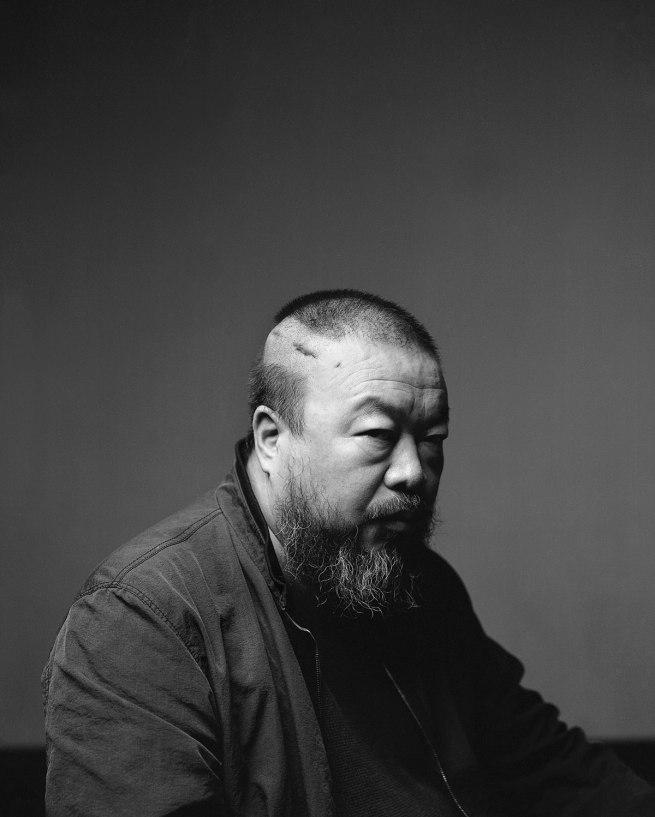Gao Yuan. 'Ai Weiwei' 2009
