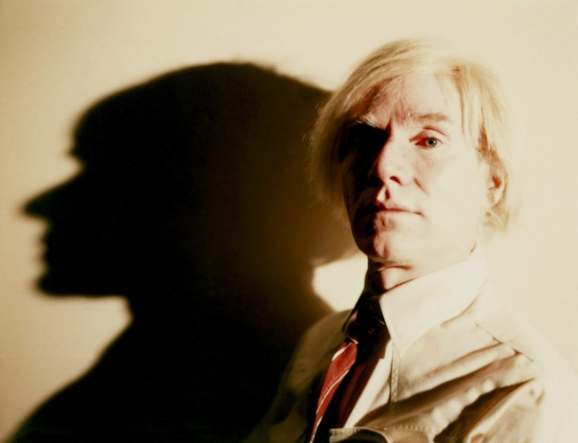 Andy Warhol (American 1928-87) 'Self-Portrait' 1981