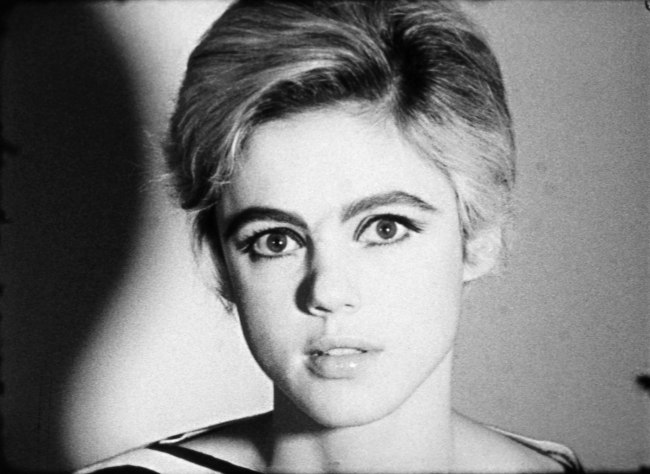 Andy Warhol (American 1928-87) 'Screen Test: Edie Sedgwick [ST308]' 1965