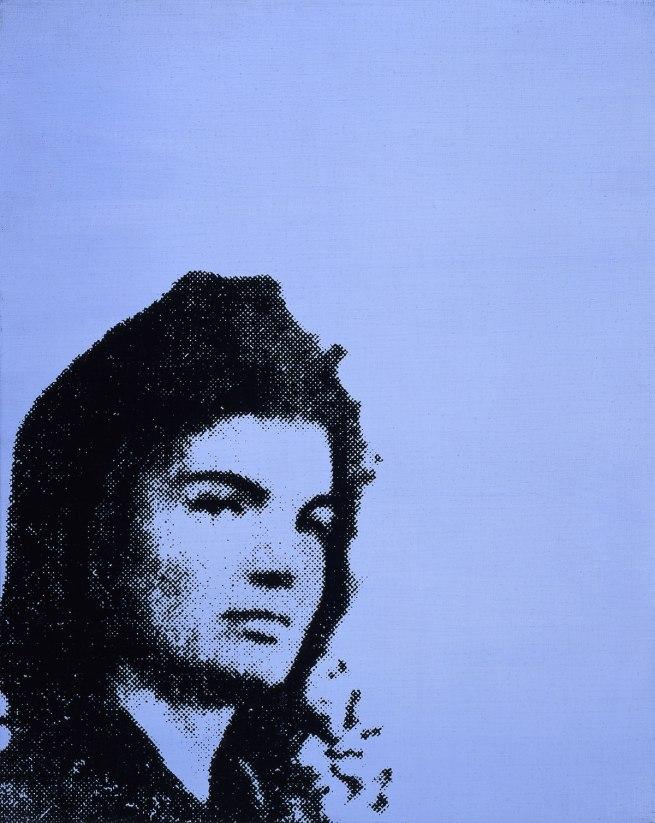Andy Warhol (American 1928-87) 'Jackie' 1964