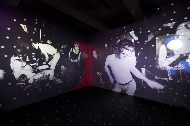 The Andy Warhol Museum, Pittsburgh, Exploding Plastic Inevitable (EPI) gallery