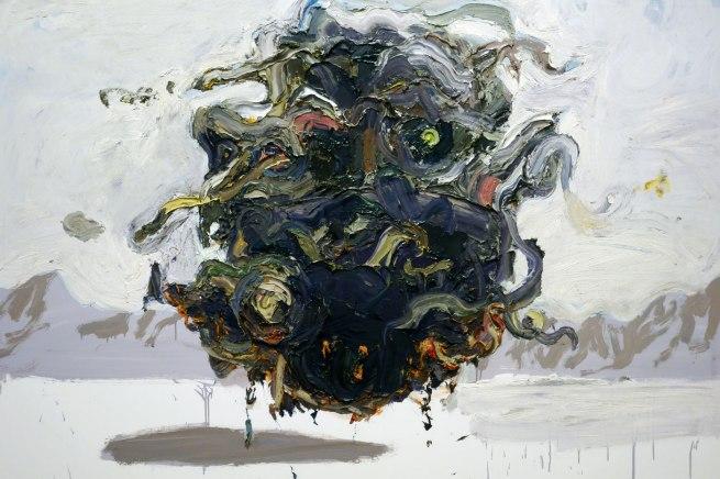 Ben Quilty. 'Kandahar' 2012 (detail)
