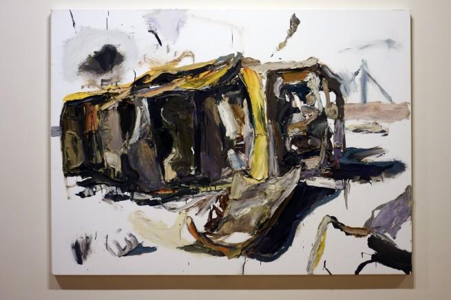 Ben Quilty. 'Tarin Kot, Hilux' 2012