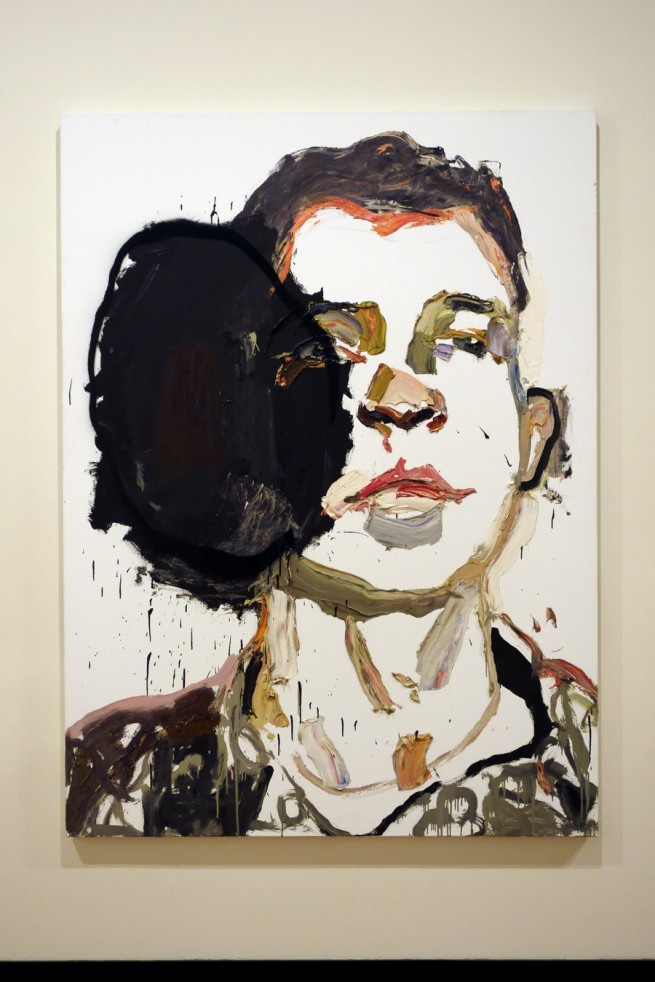 Ben Quilty. 'Trooper Daniel Spain, Tarin Kot' 2012