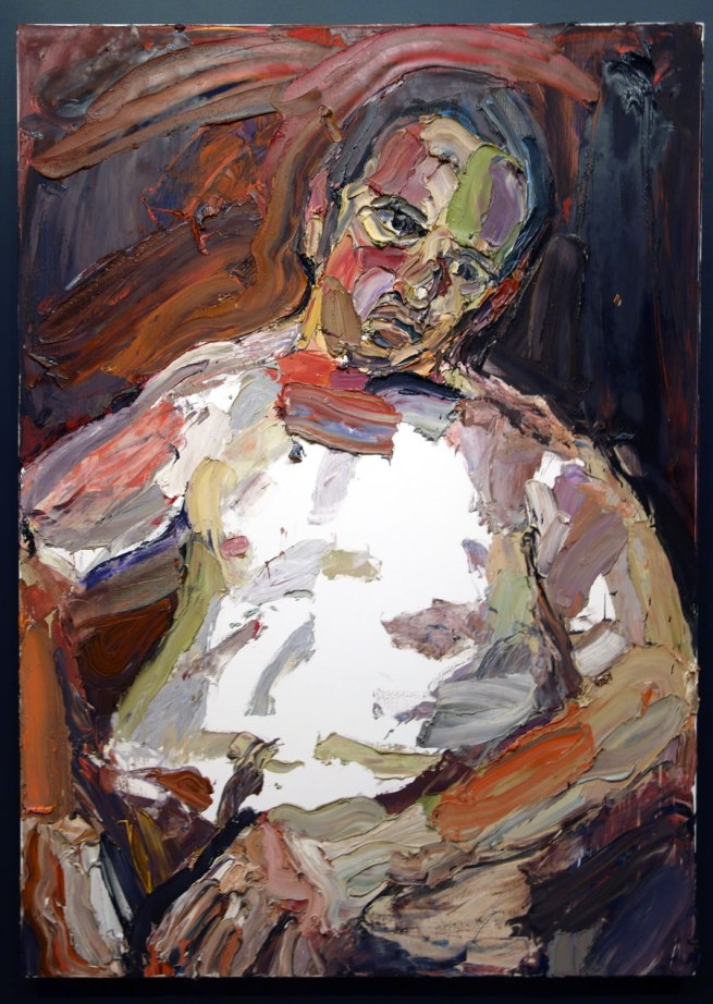 Ben Quilty. 'Trooper Daniel Westcott, after Afghanistan' 2012