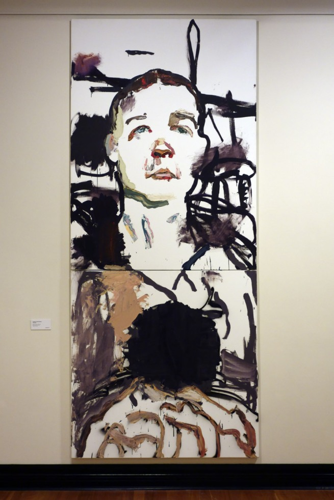 Ben Quilty. 'Trooper Luke Korman, Tarin Kot' 2012